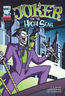 Joker on the High Seas - DC Super-villains (Paperback)