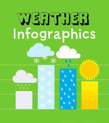 Weather Infographics - Infographics (Hardback)