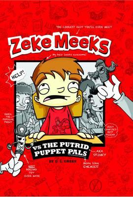 Zeke Meeks vs the Putrid Puppet Pals - Zeke Meeks (Paperback)