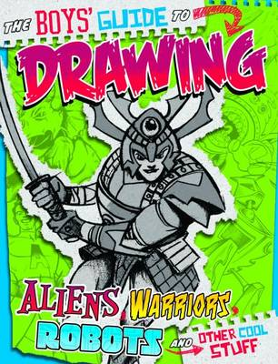 Boys' Guide to Drawing - Drawing Cool Stuff (Paperback)
