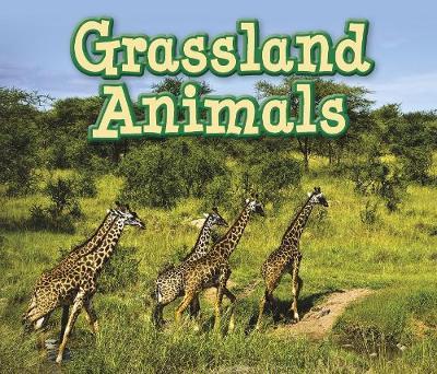 Grassland Animals - Acorn: Animals in Their Habitats (Hardback)