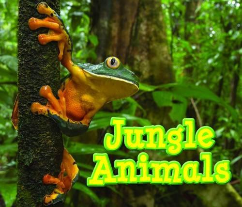 Jungle Animals - Acorn: Animals in Their Habitats (Paperback)