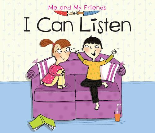 I Can Listen - Acorn: Me and My Friends (Hardback)