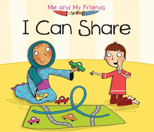 I Can Share - Acorn: Me and My Friends (Hardback)