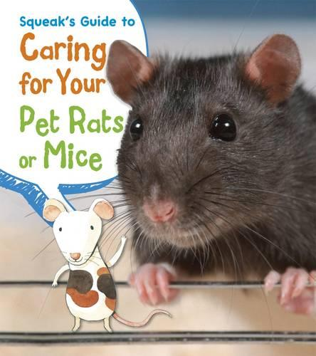 Squeak's Guide to Caring for Your Pet Rats or Mice - Young Explorer: Pets' Guides (Paperback)