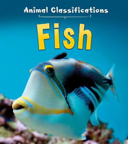 Fish - First Library: Animal Classification (Hardback)