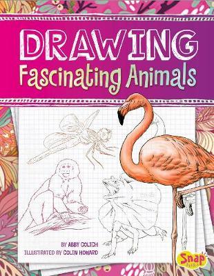 Drawing Fascinating Animals - Snap Books: Drawing Amazing Animals (Hardback)