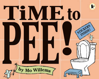 Time to Pee! (Paperback)