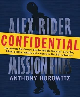 Alex Rider: The Mission Files (Hardback)