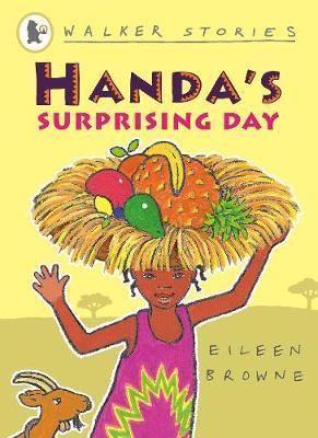 Handa's Surprising Day - Handa (Paperback)