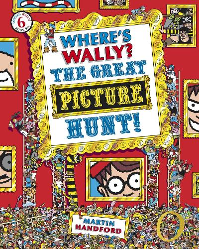 Where's Wally? The Great Picture Hunt - Where's Wally? (Paperback)