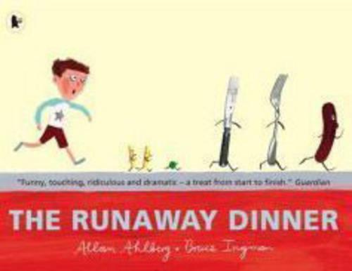 The Runaway Dinner (Paperback)