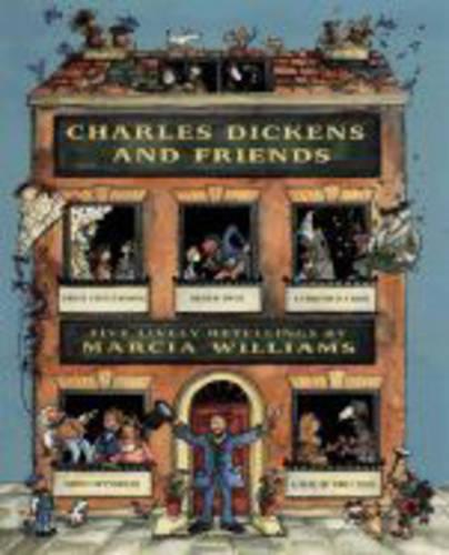 Oliver Twist and Other Great Dickens Stories (Paperback)