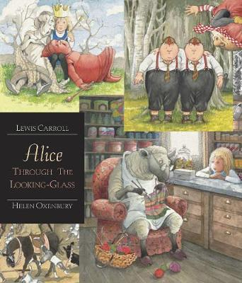 Alice Through the Looking-Glass - Walker Illustrated Classics (Paperback)