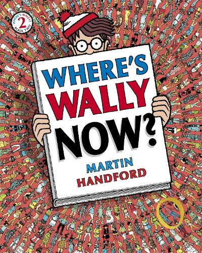 Where's Wally Now? - Where's Wally? (Paperback)