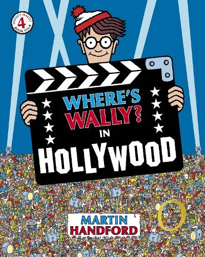 Where's Wally? In Hollywood - Where's Wally? (Paperback)
