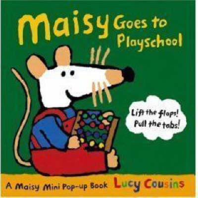 Maisy Goes to Playschool (Hardback)