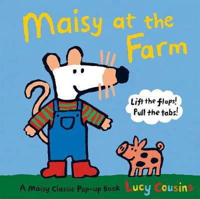 Maisy at the Farm - Maisy (Hardback)