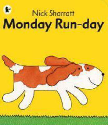 Monday Run-day - Read Me Beginners Series (Paperback)