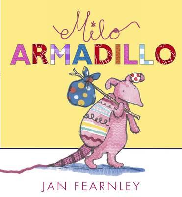 Milo Armadillo (Hardback)