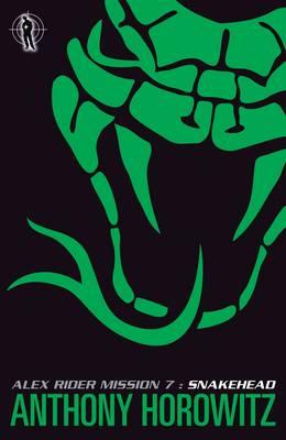 Snakehead - Alex Rider 7 (Paperback)