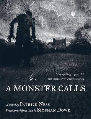 A Monster Calls (Hardback)