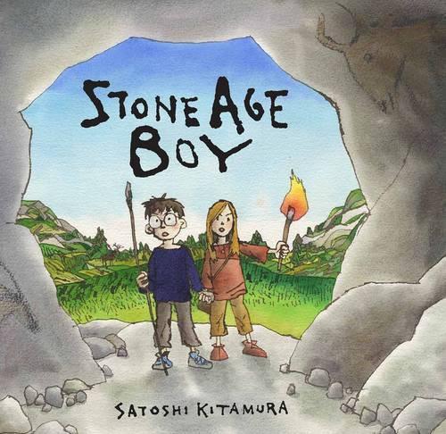 Stone Age Boy (Paperback)