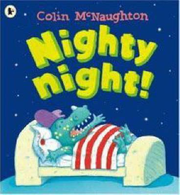 Nighty Night! (Paperback)