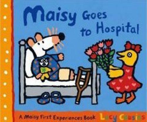 Maisy Goes to Hospital - Maisy (Paperback)