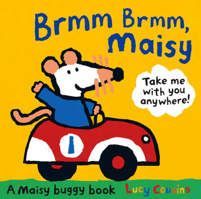 Brmm Brmm, Maisy (Board book)
