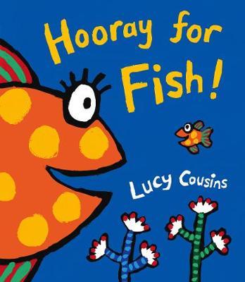 Hooray for Fish! (Board book)