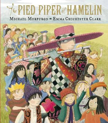 The Pied Piper of Hamelin (Hardback)
