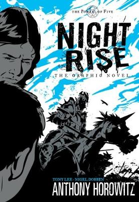 Power of Five: Nightrise - The Graphic Novel - Power of Five (Paperback)