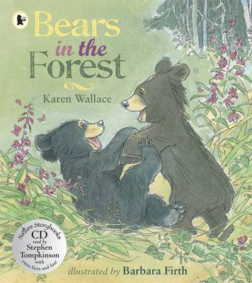 Bears In The Forest Library Edition (Paperback)