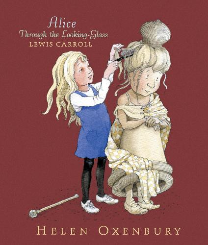 Alice Through the Looking-Glass (Paperback)