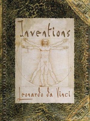 Inventions: Pop-up Models from the Drawings of Leonardo da Vinci (Hardback)