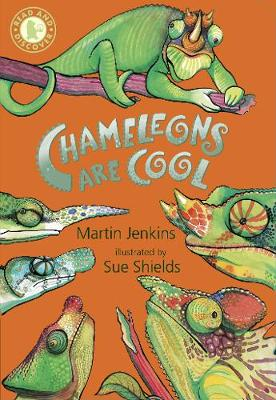 Chameleons Are Cool - Read and Discover (Paperback)