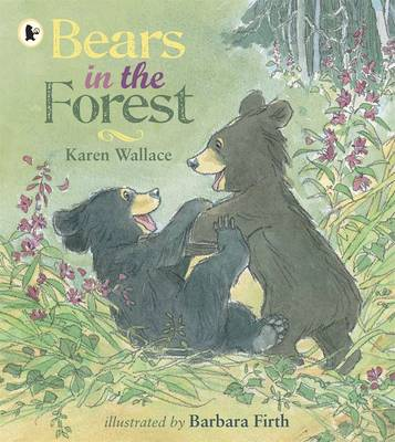Bears in the Forest (Paperback)
