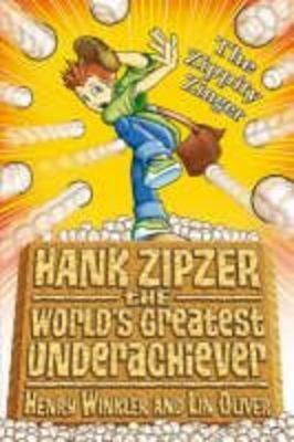 Hank Zipzer: The Zippity Zinger (Paperback)