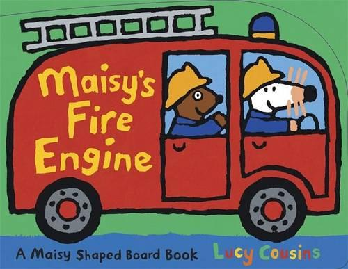 Maisy\'s Fire Engine
