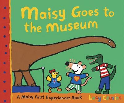 Maisy Goes to the Museum - Maisy (Paperback)