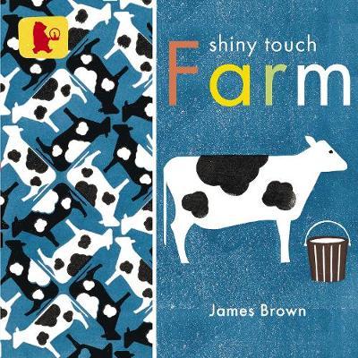 Farm - Baby Walker (Board book)