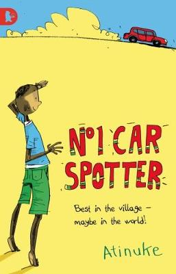 The No. 1 Car Spotter - Walker Racing Reads (Paperback)