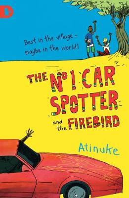 The No. 1 Car Spotter and the Firebird - Walker Racing Reads (Paperback)