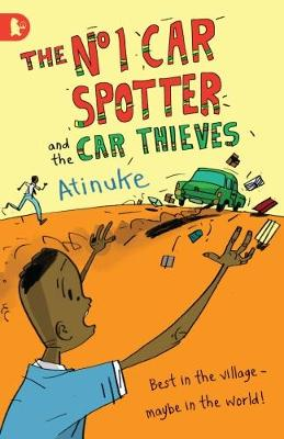 The No. 1 Car Spotter and the Car Thieves - No. 1 Car Spotter (Paperback)