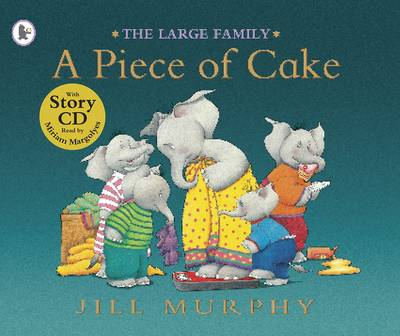 A Piece of Cake - Large Family