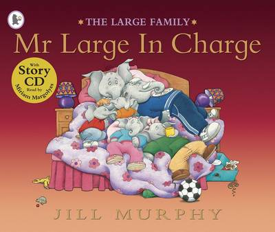 Mr Large In Charge - Large Family