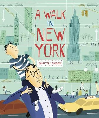 A Walk in New York (Paperback)