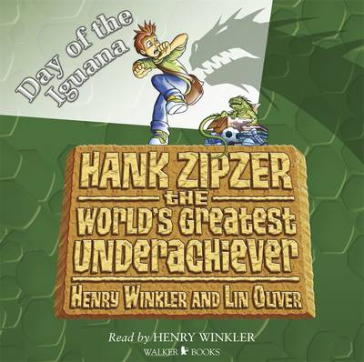 Hank Zipzer: Day of the Iguana (CD-Audio)