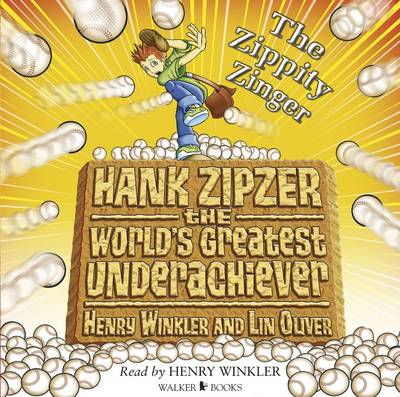 Hank Zipzer Bk 4: The Zippity Zinger (CD-Audio)